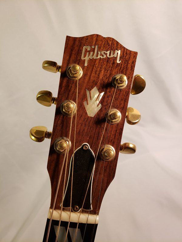 2008 Gibson Songwriter Deluxe headstock