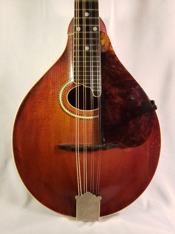 1920 Gibson A-4