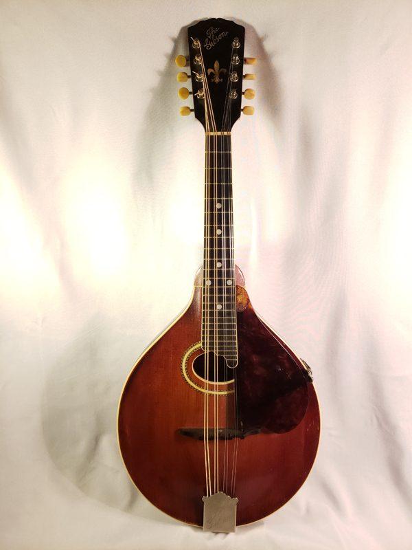 1920 Gibson A-4 full length