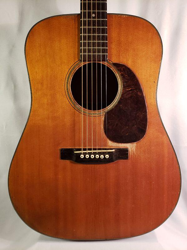 Vintage 1948 Martin D-18 guitar