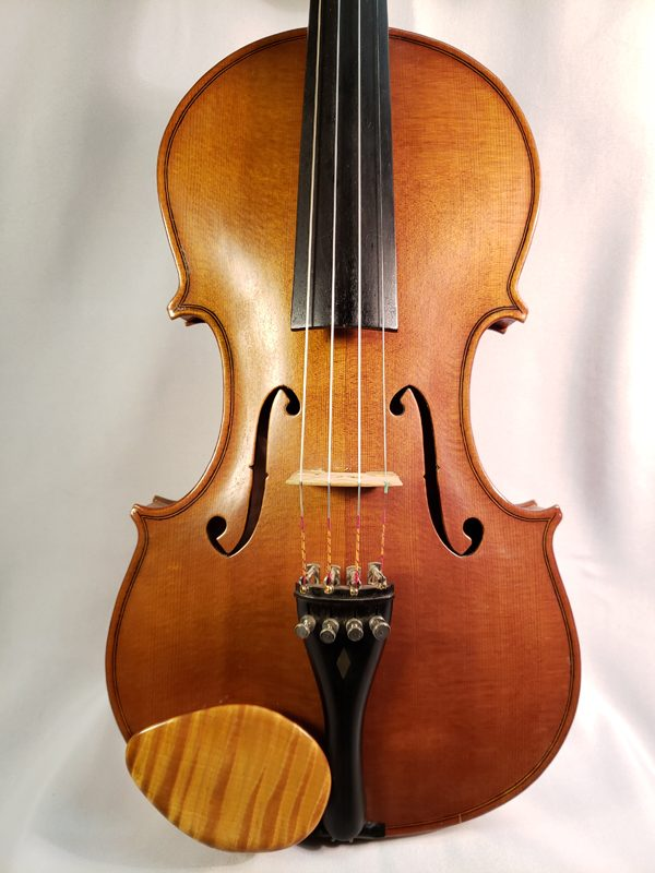 VL Henry violin Irving Texas top