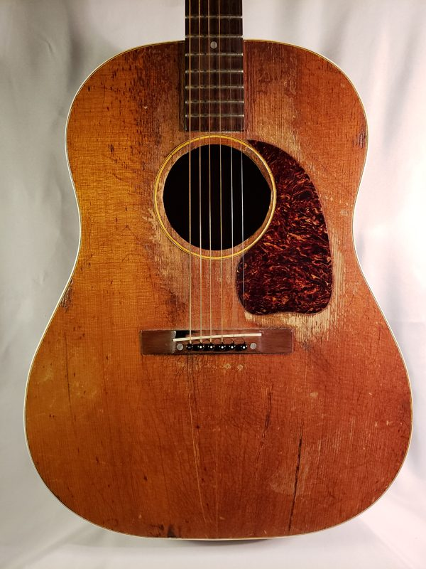 Vintage 1949 Gibson J-50