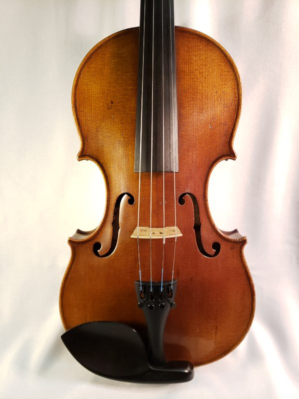 Berhard Poehland violin Brooklyn top