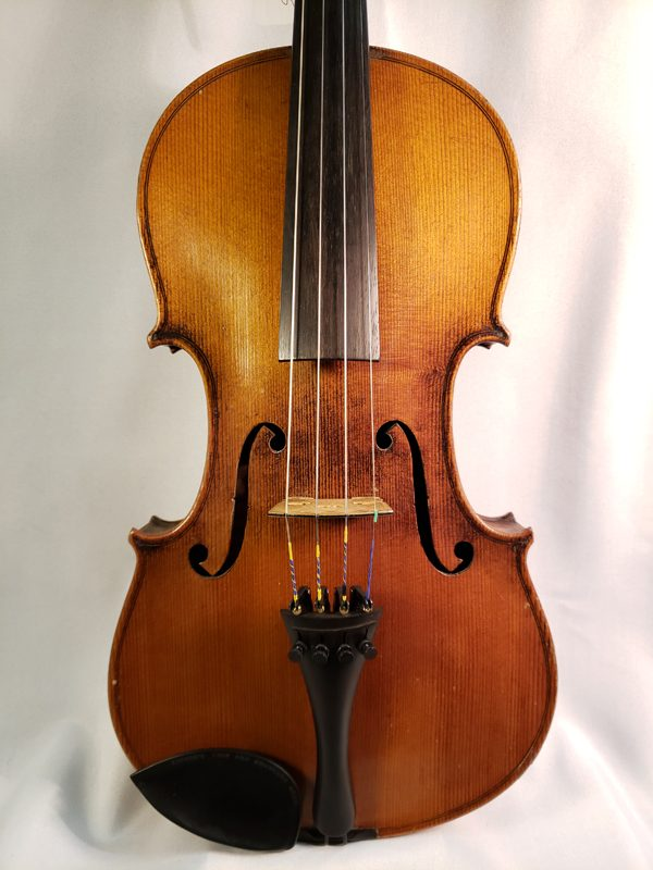 German trade fiddle early 1900's