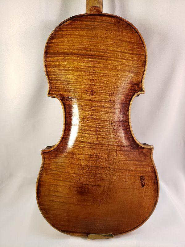 Thir Violin back