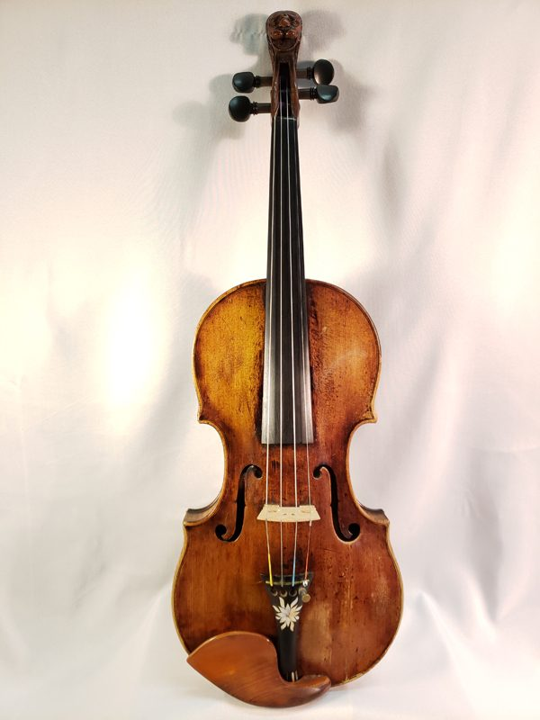 Thir violin full length
