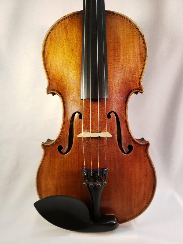 Ernst Heinrich Roth violin 1925 Markneukirchen