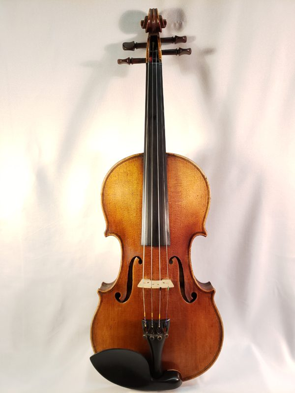 Ernst HEinrich Roth violin 1925 Markneukirchen full length
