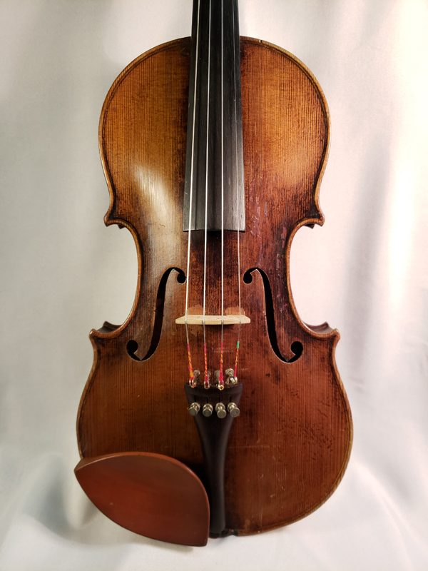 1800's German violin top