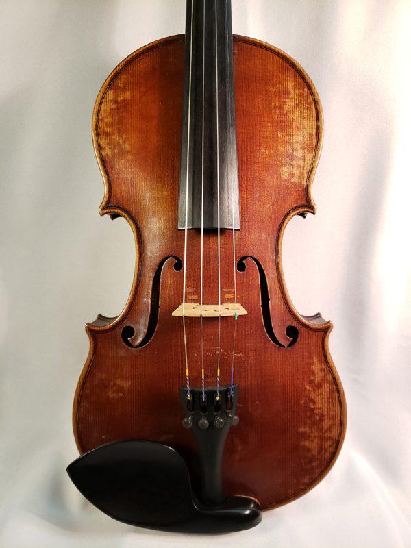 Fritz Monnig violin 1930's Markneukirchen top