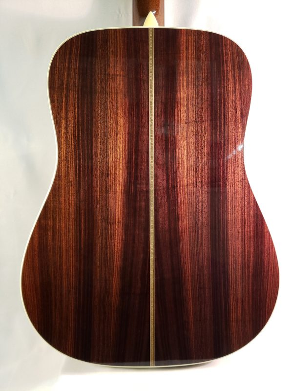 Collings D2H back