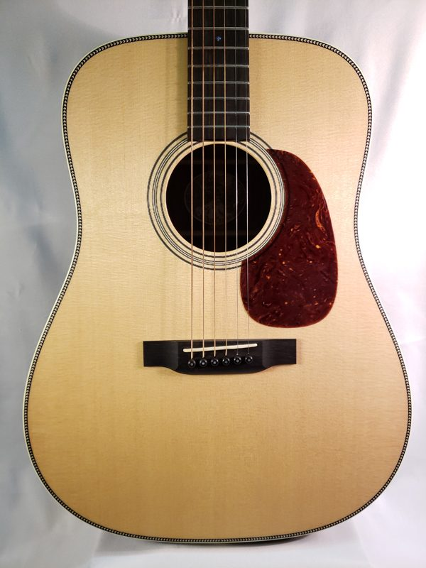 Collings D2H top
