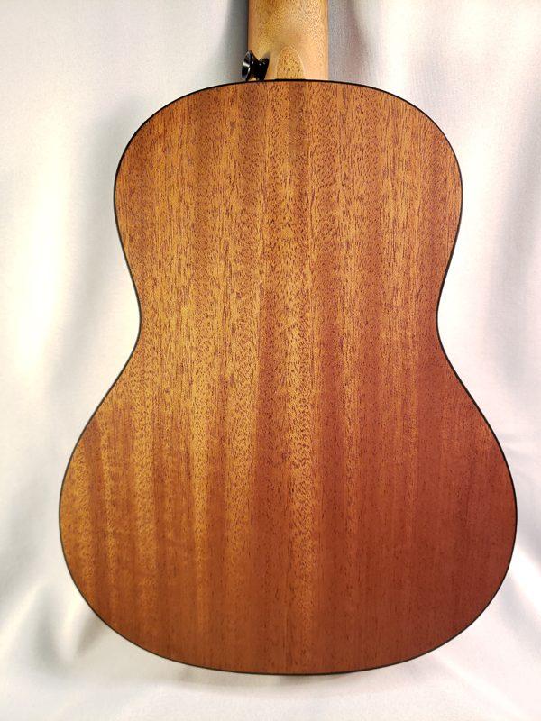 Eddy Finn ukulele ef9c back
