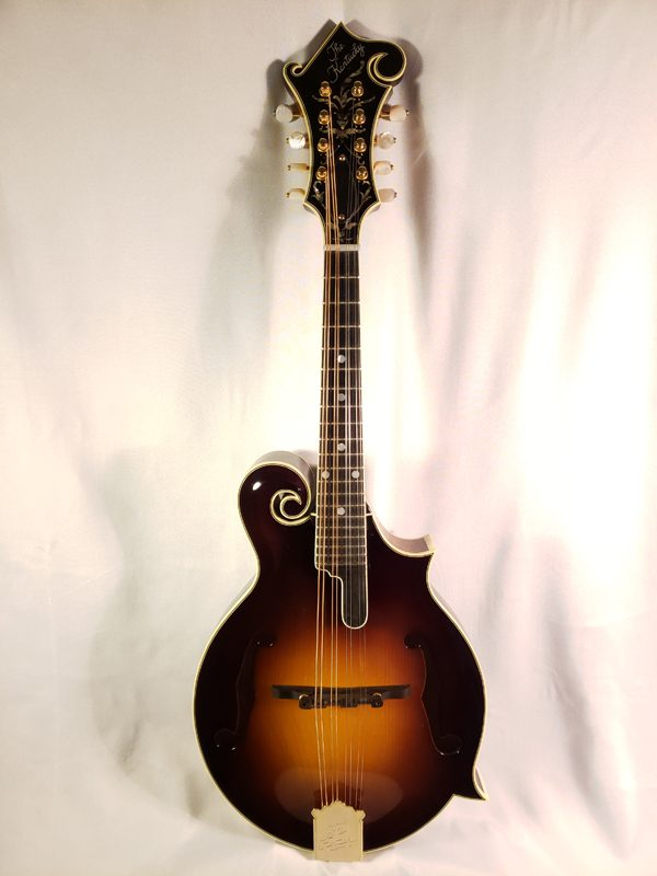 Kentucky Km-1500 Master Model Mandolin full length