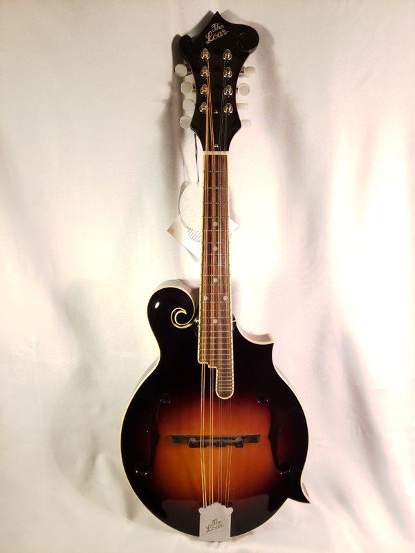 The Loar LM-520 VS mandolin full length