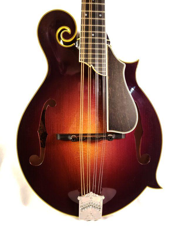 Collings MF5V deluxe mandolin